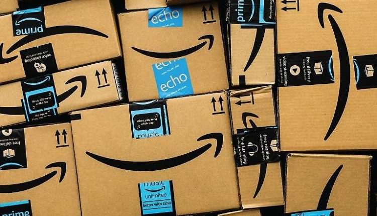 Scan Your Box Tape Earn 5 Amazon Credit